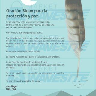 OracOración Nativa de protección y pazión de protección y paz